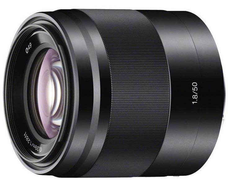 SEL-50F18B объектив Sony купить в Sony Centre Воронеж