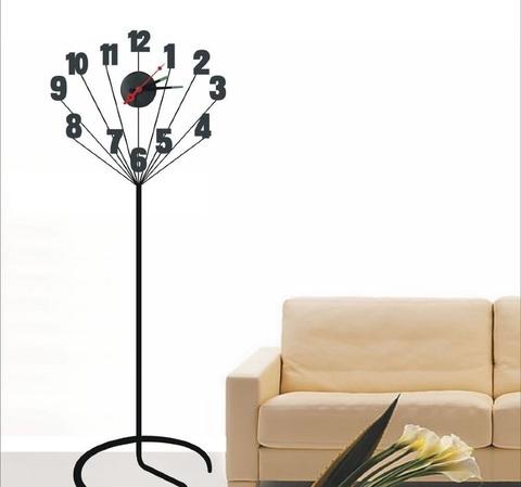Часы-наклейка 1*AА батарея (в комплект не входит), NL30 (Feron)