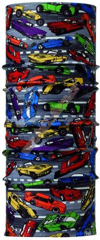 Многофункциональная бандана-труба детская Buff Minicars