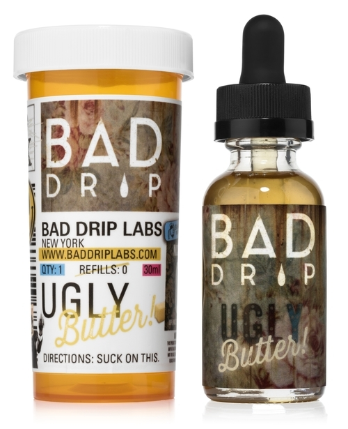 Bad Drip Жидкость BAD DRIP Ugly Butter Жидкость_BAD_DRIP_Ugly_Butter.jpg
