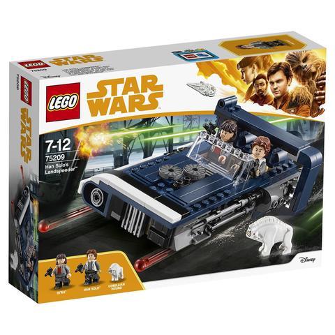 LEGO Star Wars: Спидер Хана Cоло 75209 — Han Solo's Landspeeder — Лего Звездные войны Стар Ворз