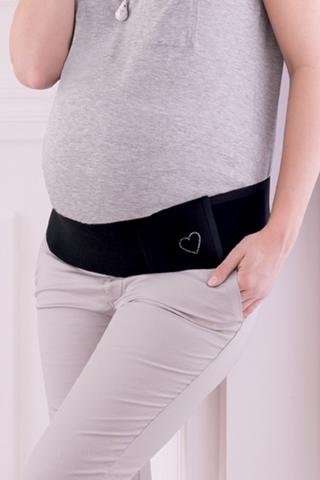 Бандаж для беременных 10597 черный