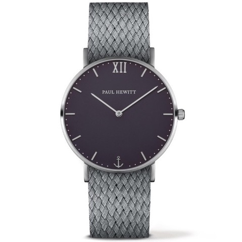 Sailor Perlon Silver Grey BS