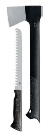 Туристический нож Gator Combo Axe II (Топор и пила)