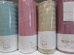 Простынь на резинке сатин 160/200  + 2наволочки 50/70 SATEN FITTED-Сатин на резинке / Maison Dor(Турция).