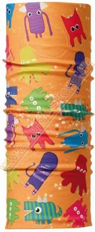 Многофункциональная бандана-труба детская Buff Monsta