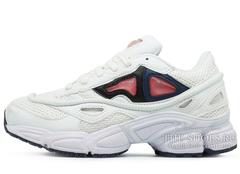 Кроссовки Мужские Adidas X Raf Simons OZWEEGO 2 White