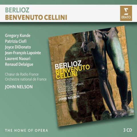 John Nelson / Berlioz: Benvenuto Cellini (3CD)