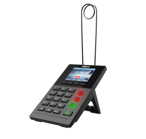 Fanvil X2P - Call center SIP Phone (POE) - IP телефон, 2 SIP линии, цветной LCD