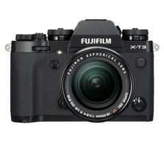 Цифровой беззеркальный фотоаппарат FUJIFILM X-T3 Kit 18-55