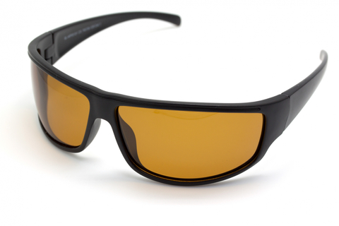 Очки поляризационные для рыбаков туристов водителей 2131C3 желтые 50%