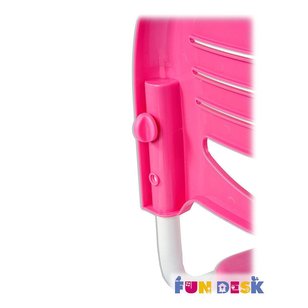 Детское кресло SST3 FUNDESK розовое