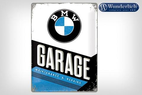 Табличка BMW Garage