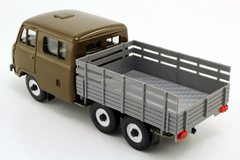 UAZ-39094 Farmer long wheelbase 3-axle (metal cabin) Agat Mossar Tantal 1:43