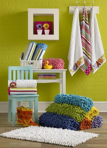 Коврик для ванной 51х81 Kassatex Basics Violet