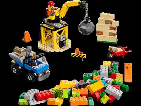 LEGO Juniors: Стройка 10667