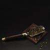 Мерная ложка для чая, черное дерево