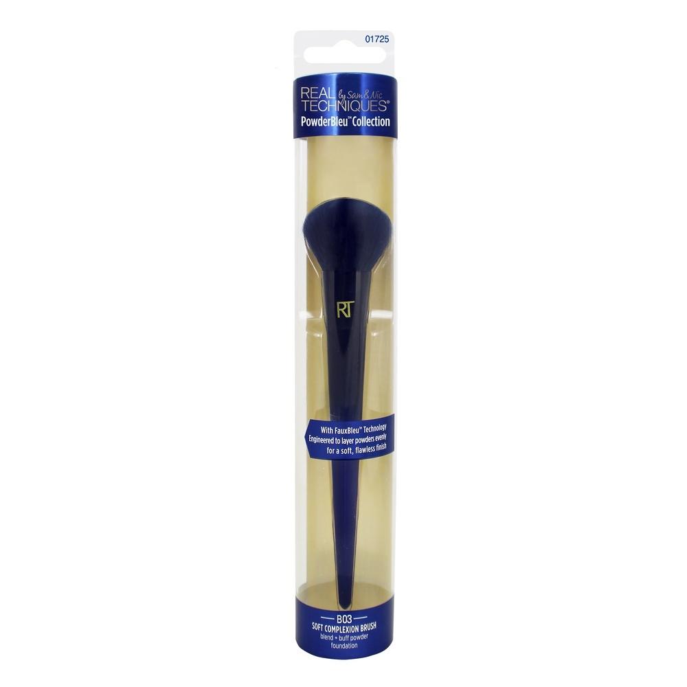 Кисть для контуринга B03 Soft Complexion Brush