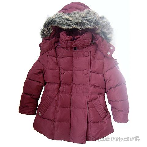 Куртка стеганая на синтепоне для девочки Испания