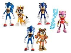 Соник Бум набор фигурок персонажей