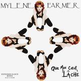 Mylene Farmer / Que Mon Coeur Lache (12' Vinyl Single)