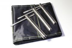 Ввертыши в чехле (комплект 5 шт, подвижная ручка 16х1,5х130)