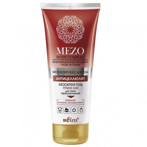 Белита MEZOBodyComplex Мезокрем-гель Fitness Slim д/тела термоактивный 200мл