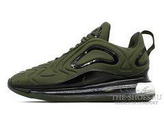 Кроссовки мужские Nike Air Max 720 Khaki Black
