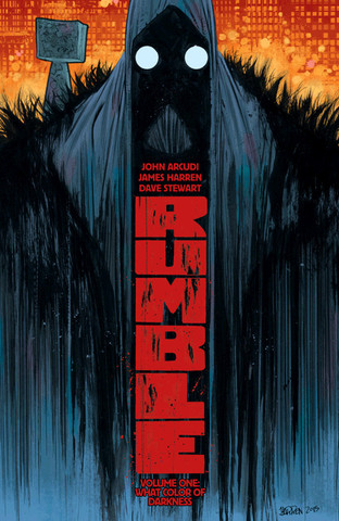 Rumble. Vol.1: What Color of Darkness?
