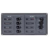 Панель управления (4 шт) с предохранителями переменного тока