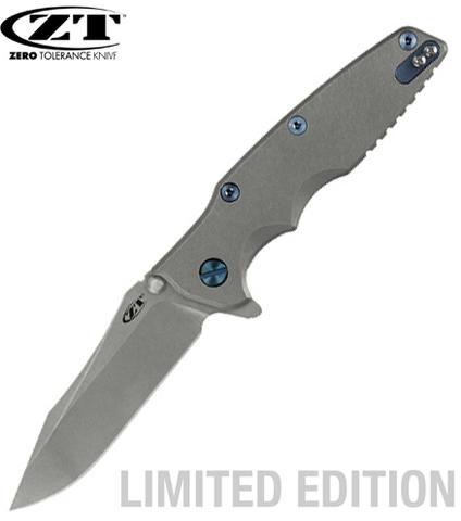 Нож Zero Tolerance модель 0392 Рик Хиндерер Limited Edition