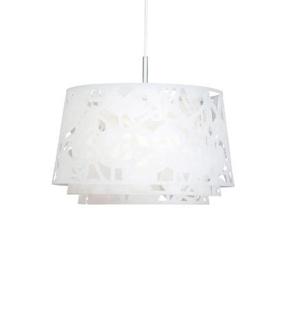 replica Louis Poulsen Collage pendant lamp 60 cm (white)