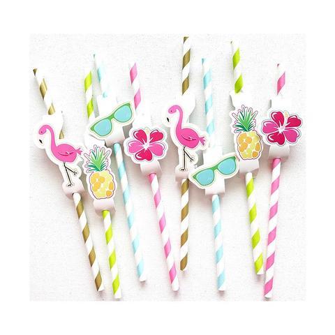 Декоративные трубочки Hello Sunshine Straw Swag -10 шт