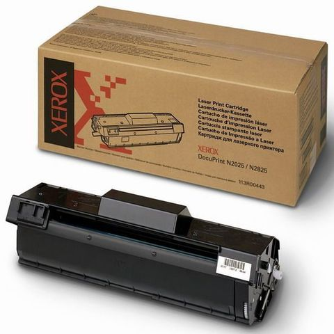 XEROX DocuPrint N2025/2825 тонер-картридж 113R00443