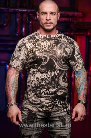 Купить футболку Xtreme Couture от Affliction X788
