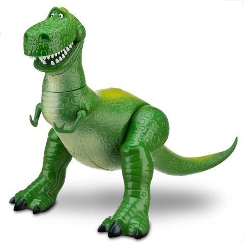 Говорящий динозавр Рекс 31 см. История игрушек