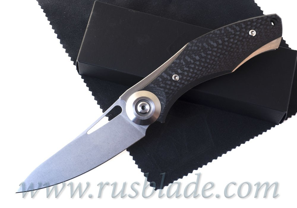 Dark knife Shirogorov and SiDiS  S90V limited RARE