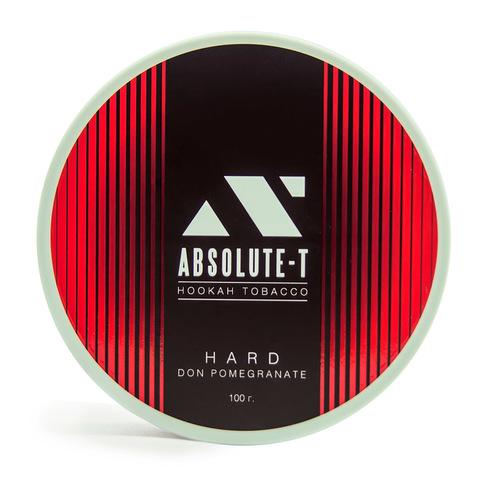 Табак Absolute-T Hard Don Pomegranat (Гранат) 100 г