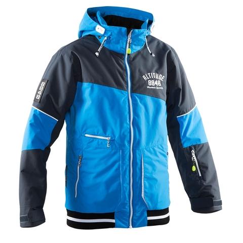 Детская горнолыжная куртка 8848 Altitude Meganova (turqouise)