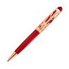 Шариковая ручка Aurora ROMA красный и серебро 925 пр позолота (AU-830-VR) au 132 b f стержень шариковый толщина 0 5мм blue aurora