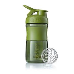 Бутылка-шейкер SportMixer Moss Green