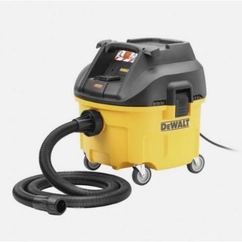 Пылесос промышленный DeWalt DWV900L-QS  (строительный)