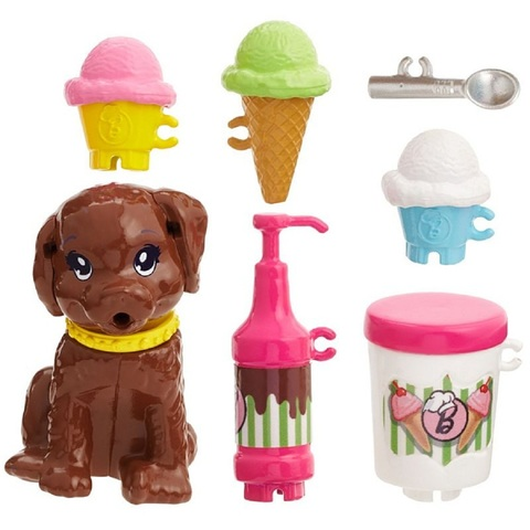 Барби Скиппер с Мороженным и Щенком– купить в интернет ...
