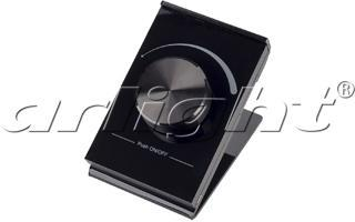 Панель Alright Rotary SR-2836D-RF-UP Black (3V, DIM)