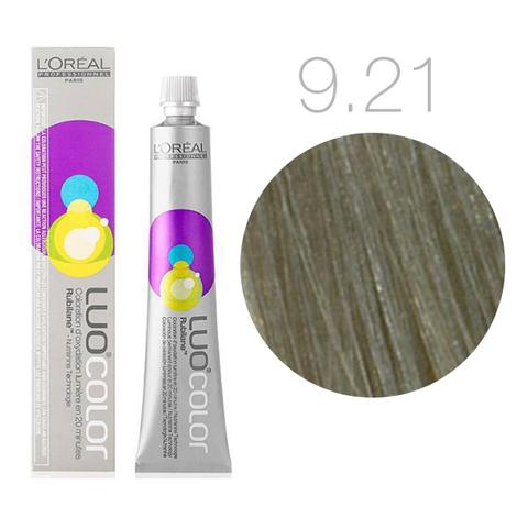 L'Oreal Professionnel Luo Color 9.21 (Яркий перламутрово-пепельный) - Краска для волос