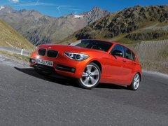 Чехлы на BMW 1 (F20–F21) 2011–2018 г.в.
