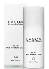 LAGOM Cellus Mild Moisture Cream мягкий увлажняющий крем 80 мл