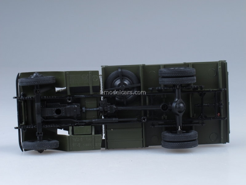 YaG-6 olive dark 1:43 Nash Avtoprom