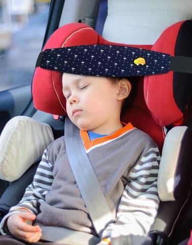 Держатель головы ребенка в автокресле Клювонос Путешествия