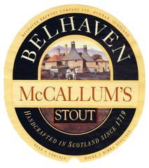 Пиво Belhaven McCallum's Stout